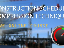 construction project acceleration course