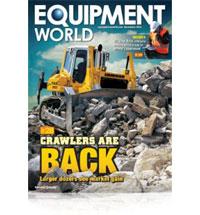 Equipment World Construction Magazine